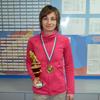 Котова выиграла Чемпионат Европы