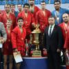 Виктор Осипенко выиграл Кубок Президента по самбо