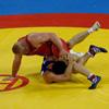 Десять медалей привезли брянские борцы из Смоленска