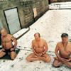 Участники семинара Тибетской йоги Туммо просидели 30 минут при температуре минус 25 градусов (ФОТО)