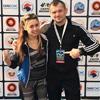 Екатерина Аллеева завоевала бронзовую медаль чемпионата страны по грэпплингу