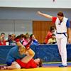 Артем Осипенко и Анна Жижина выступят на московском Кубке мира по самбо