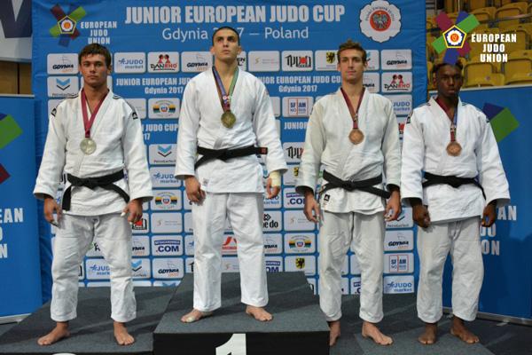 Юрий Божа выиграл Кубок Европы