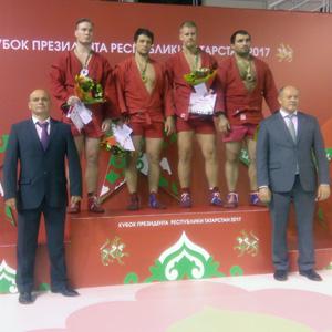 Осипенко выиграл Кубок Президента Республики Татарстан