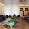 Совещание в брянском филиале РСБИ