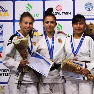 Цыганкова завоевала серебряную медаль Кубка Азии