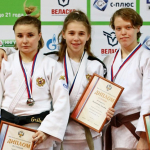 Цыганкова стала победительницей Первенства России