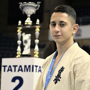 Брянец Рамин Акберов стал чемпионом мира по каратэ-киокусинкай