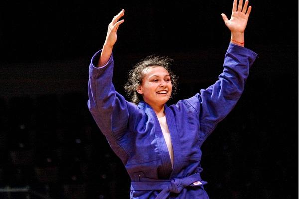 Елене Зайкиной присвоено звание «Мастер спорта России международного класса»