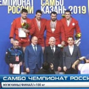 Артём Осипенко – 8-кратный чемпион России!