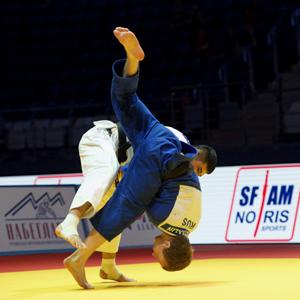 Михалин – бронзовый призер всероссийского турнира