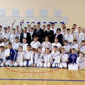 В УСЦ «Триумф» прошли первенство и чемпионат Брянской области по киокусинкай